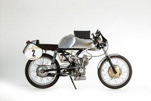 1951 DUCATI 65CC MONOALBERO RACING MOTORCYCLE (LOT 653)