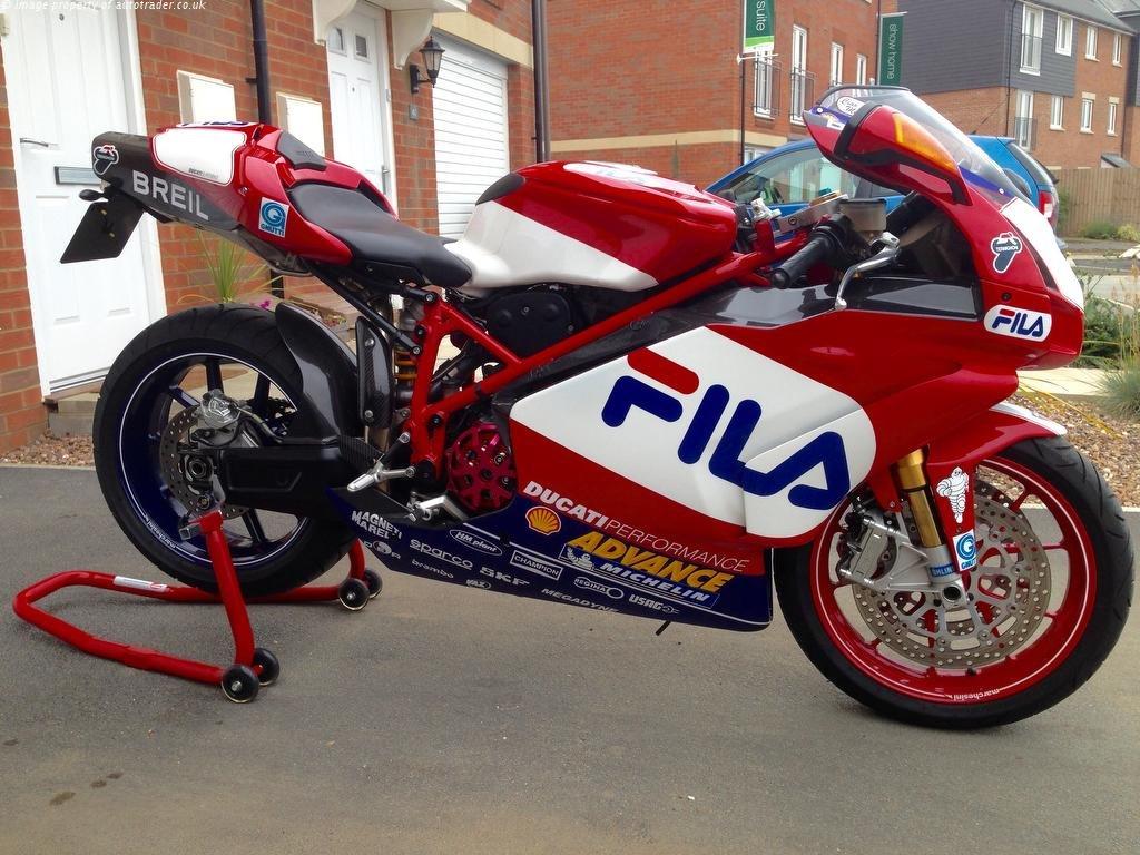 2005 Ducati 999R Fila For Sale (picture 1 of 5)