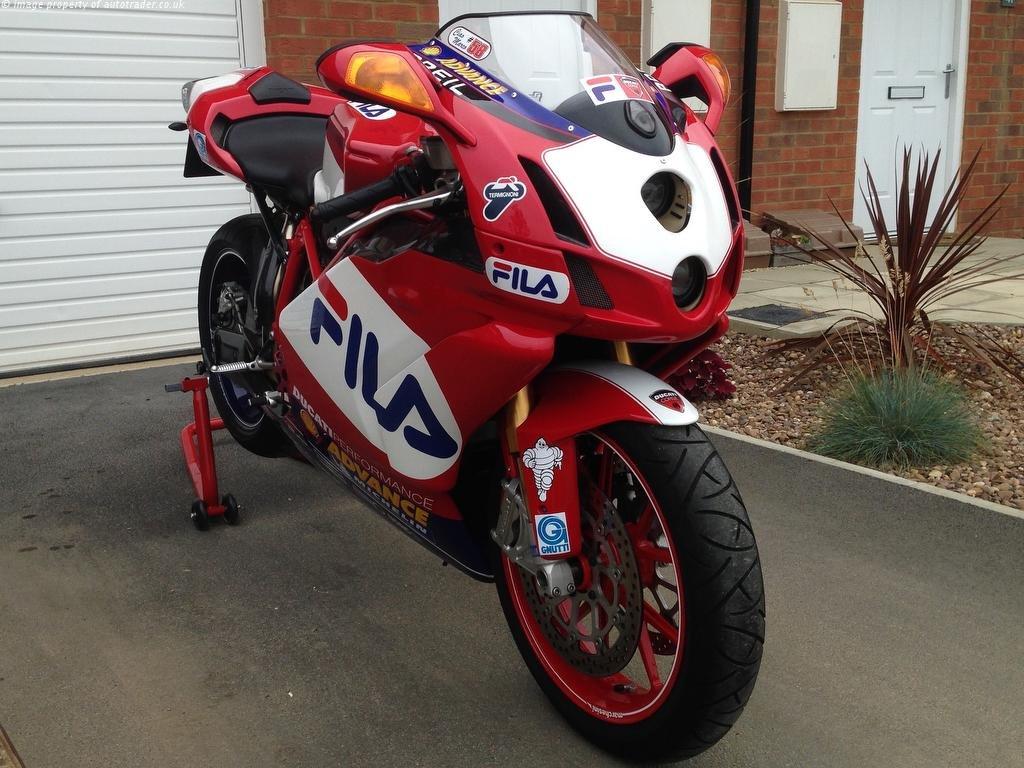 2005 Ducati 999R Fila For Sale (picture 2 of 5)