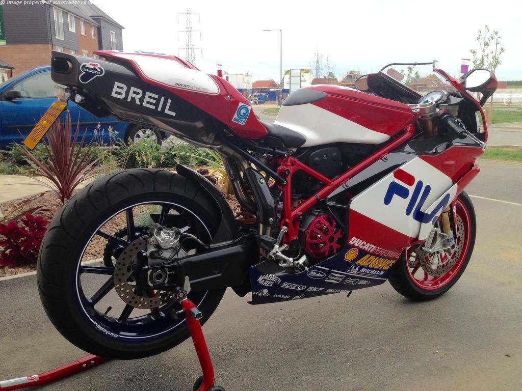 2005 Ducati 999R Fila For Sale (picture 3 of 5)