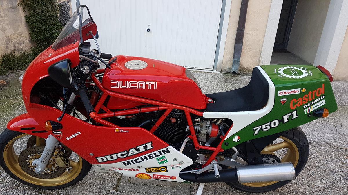 1986 Moto Ducati F1 750 SOLD (picture 2 of 6)