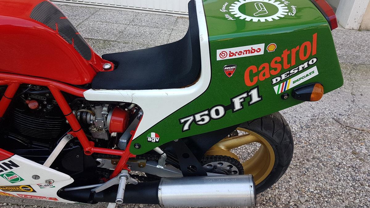 1986 Moto Ducati F1 750 SOLD (picture 3 of 6)