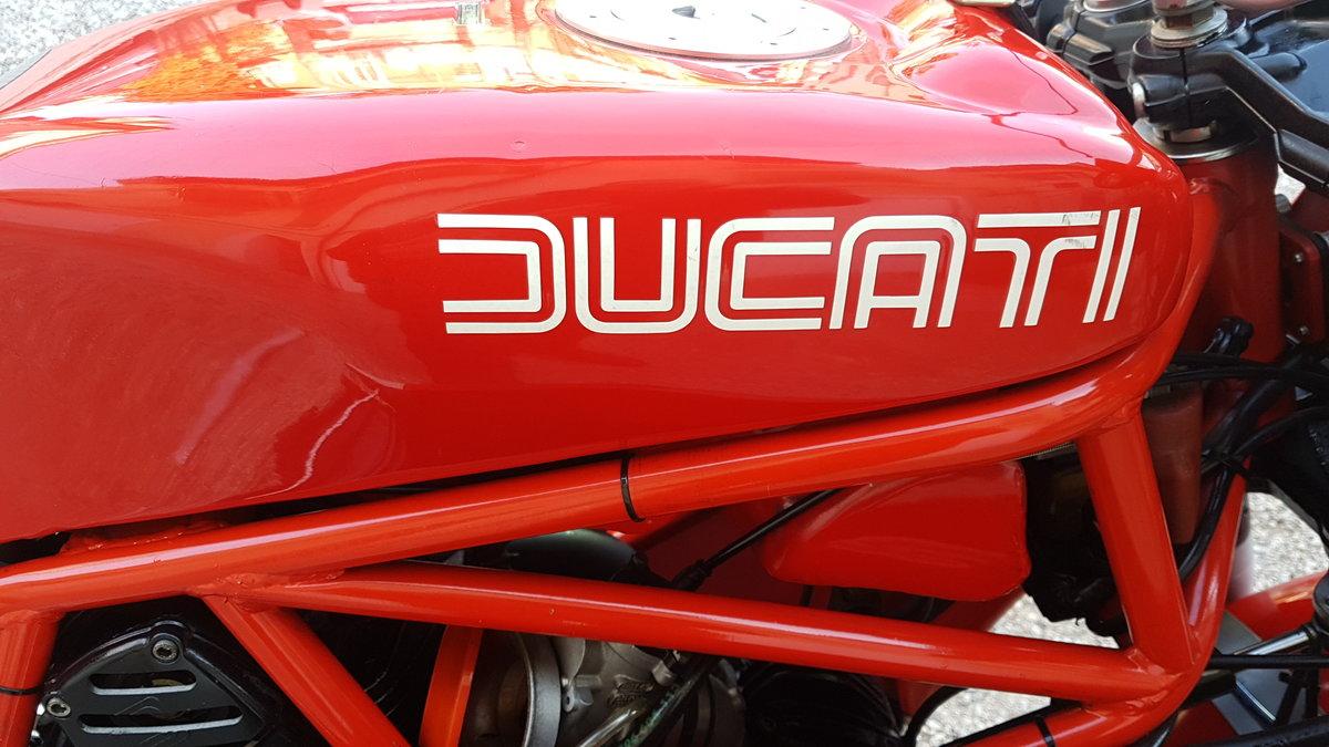 1986 Moto Ducati F1 750 SOLD (picture 6 of 6)