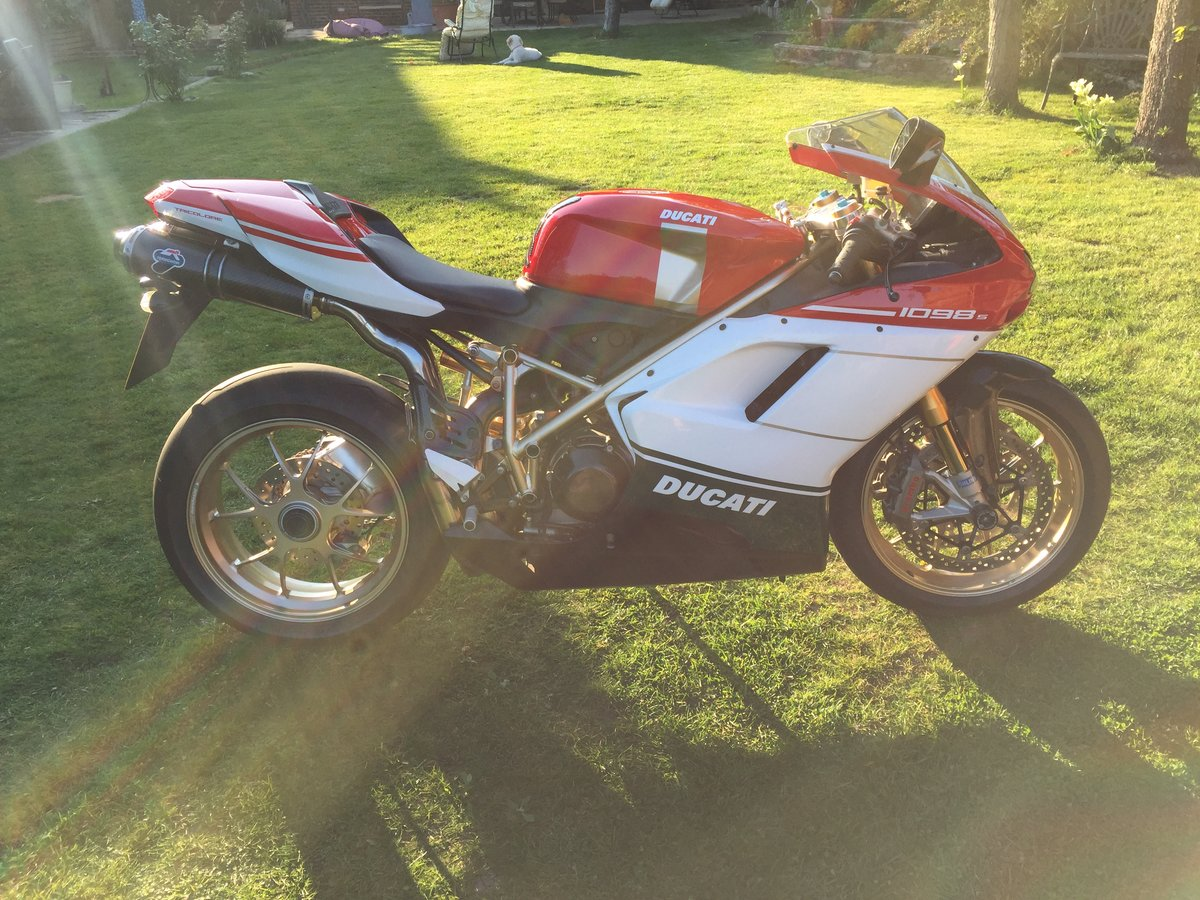 2007 Ducati 1098S Tricolore For Sale (picture 6 of 6)