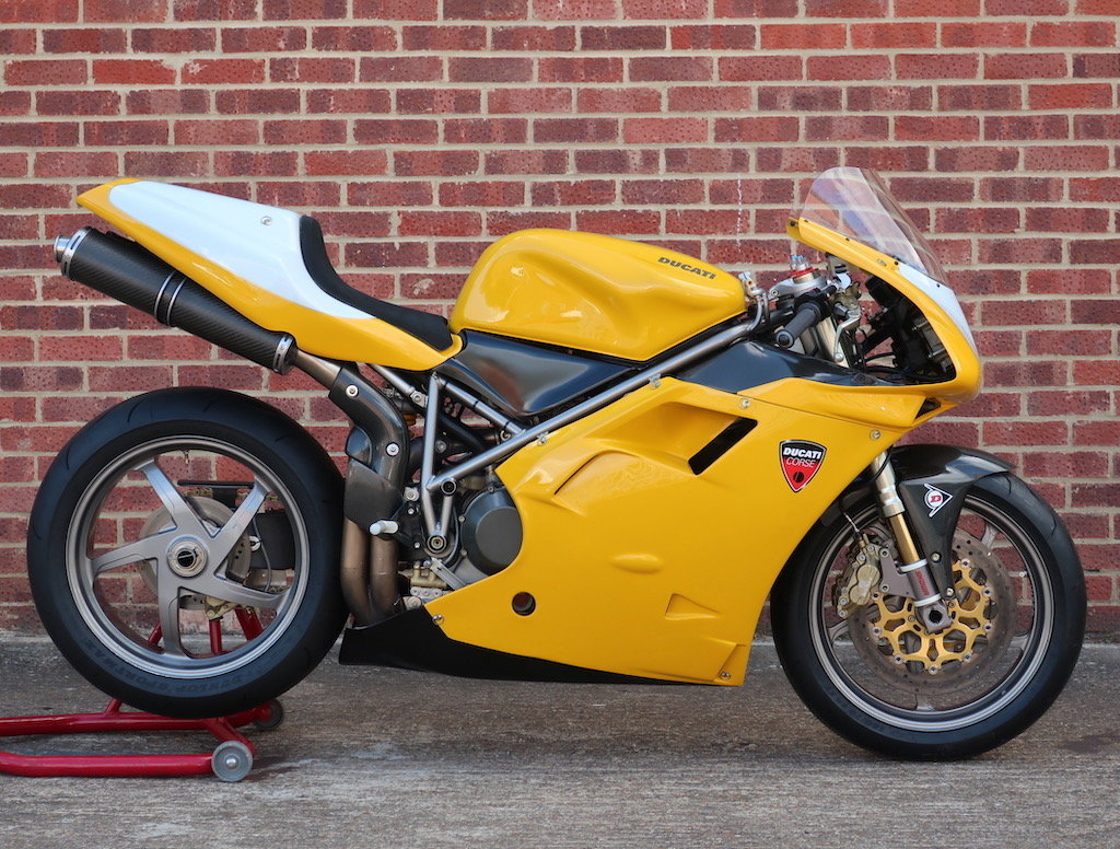 2000 748 RS - Ex Team Dienza For Sale (picture 1 of 6)