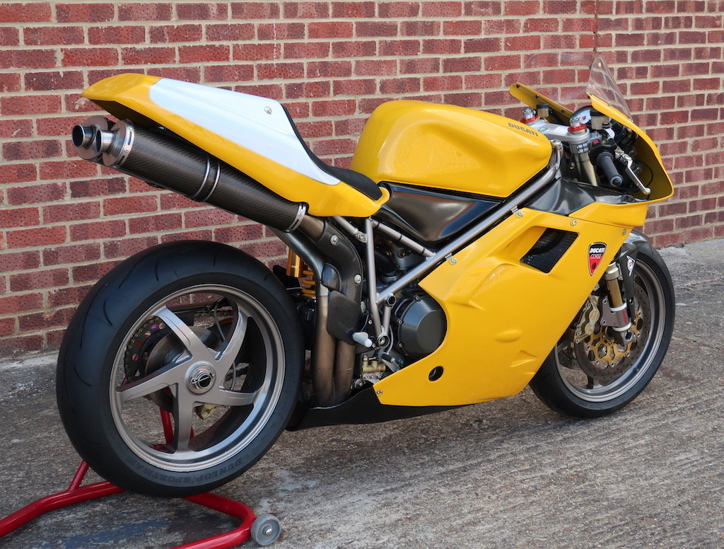 2000 748 RS - Ex Team Dienza For Sale (picture 3 of 6)
