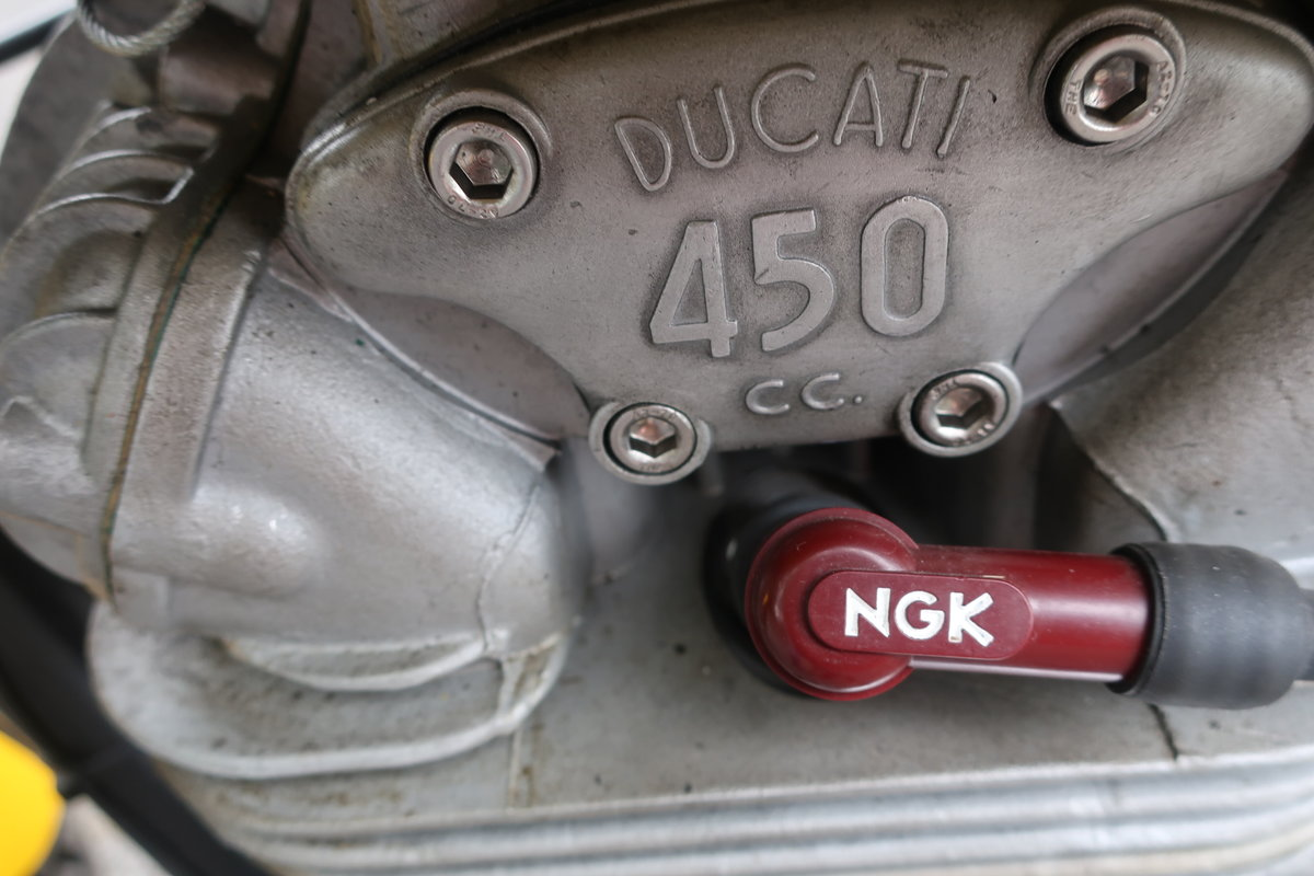 1973 Ducati 450 Scrambler For Sale (picture 4 of 6)