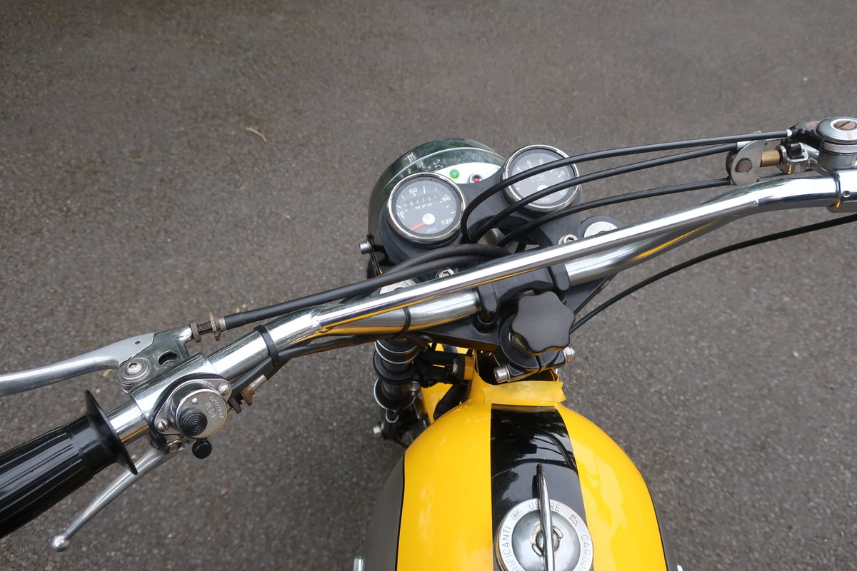 1973 Ducati 450 Scrambler For Sale (picture 5 of 6)