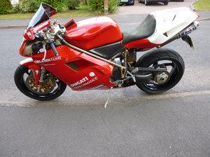 Ducati 916 Strada Foggy Replica