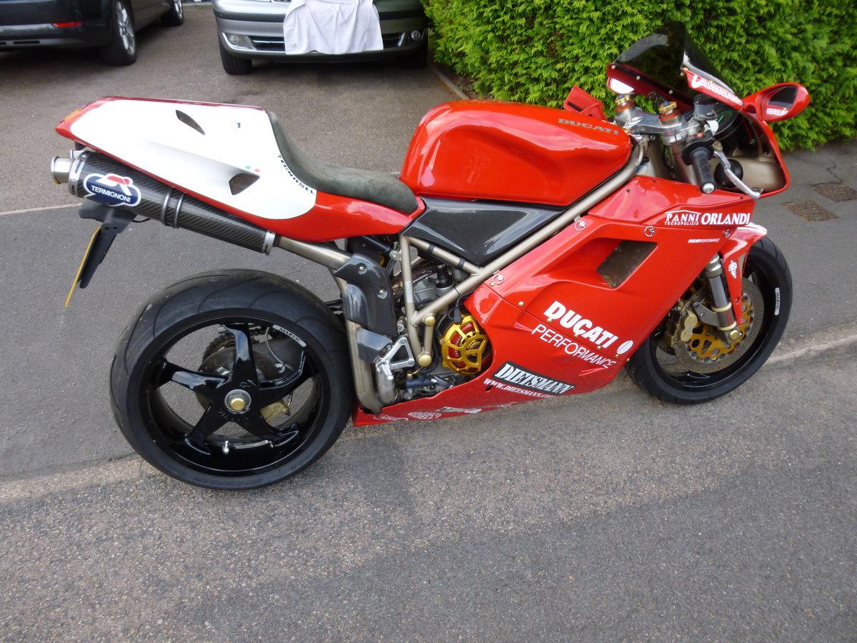 1994 Ducati 916 Strada Foggy Replica SOLD (picture 2 of 6)