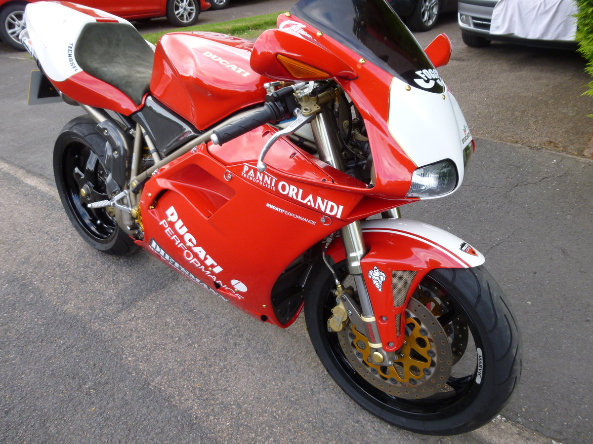 1994 Ducati 916 Strada Foggy Replica SOLD (picture 3 of 6)