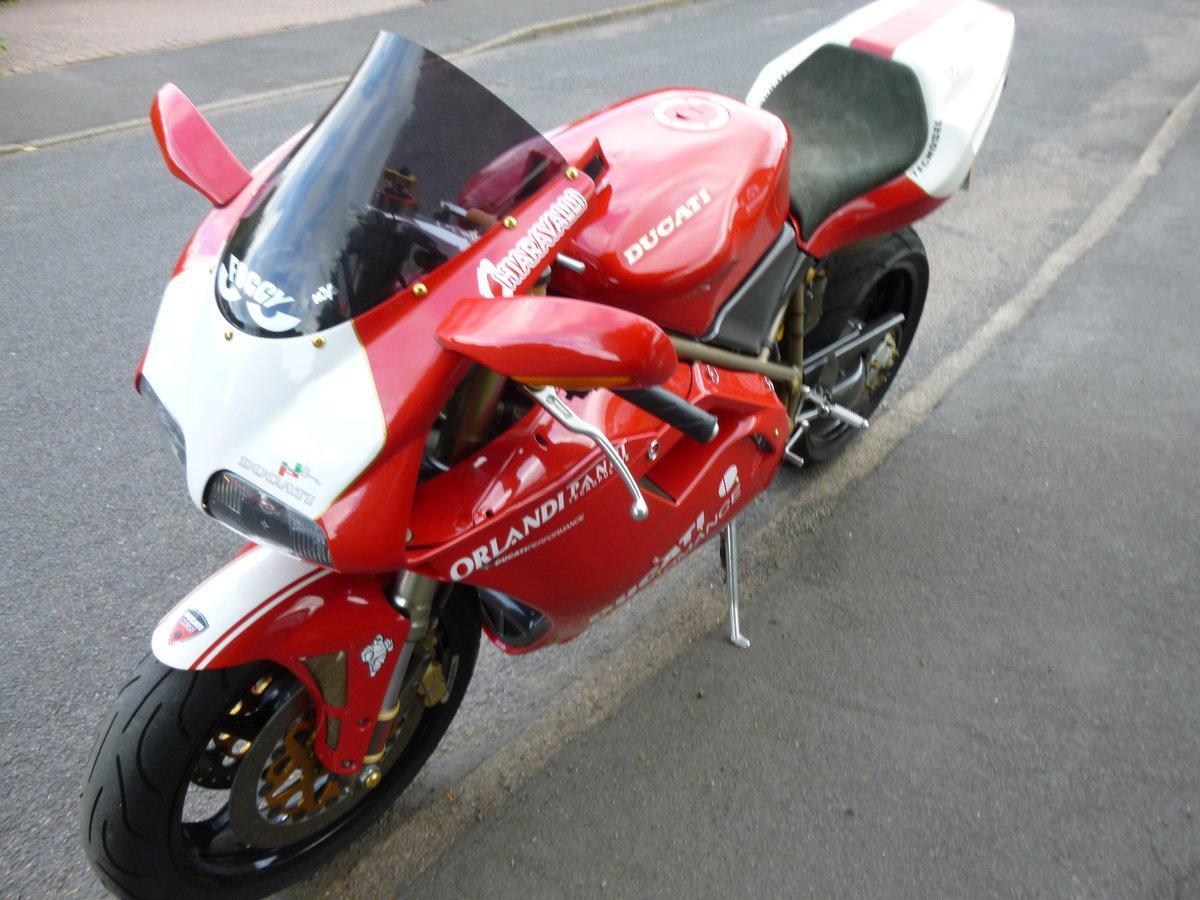 1994 Ducati 916 Strada Foggy Replica SOLD (picture 4 of 6)