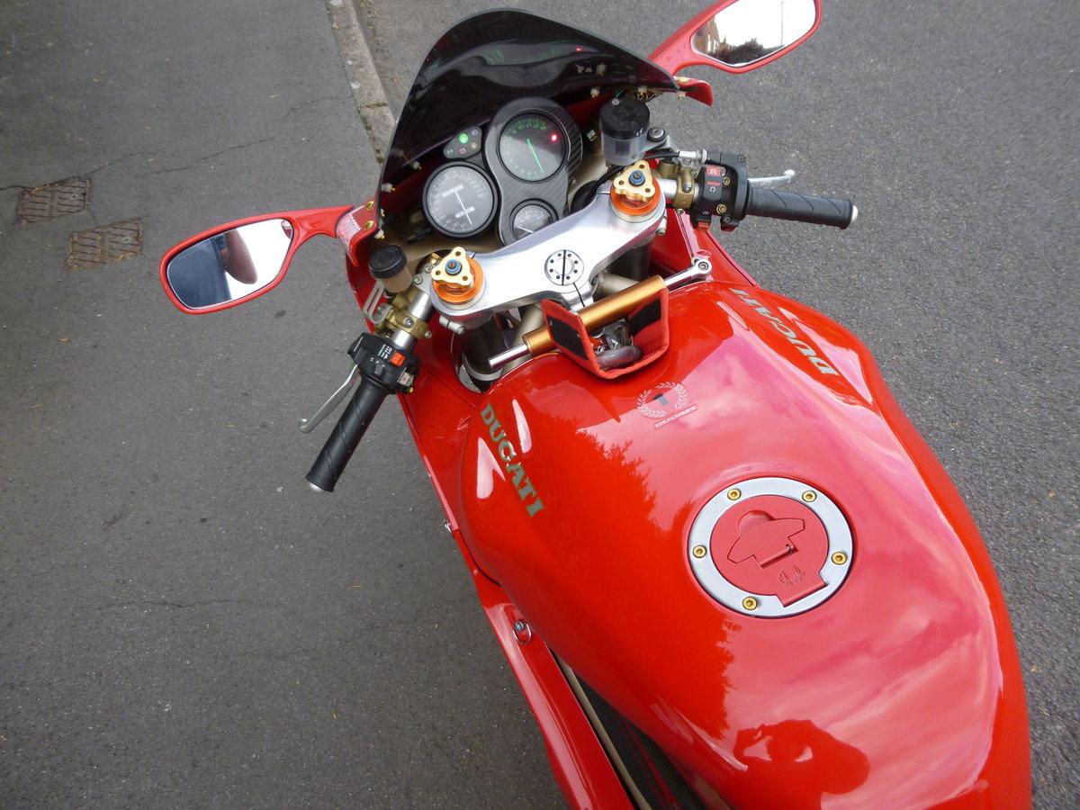 1994 Ducati 916 Strada Foggy Replica SOLD (picture 5 of 6)