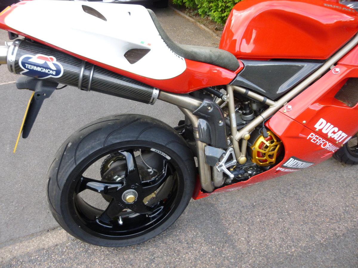 1994 Ducati 916 Strada Foggy Replica SOLD (picture 6 of 6)