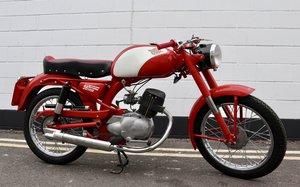 1958 Ducati 98 Turismo Lusso - A Rare Italian Classic