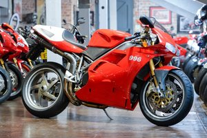 Picture of 2000 Ducati 996 SPS, immaculate condition For Sale