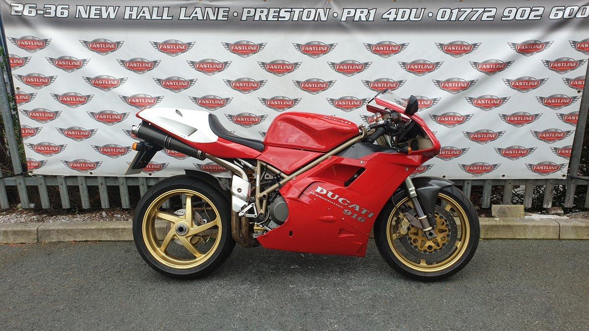 1997 Ducati 916 SP3 Super Sports For Sale (picture 1 of 6)