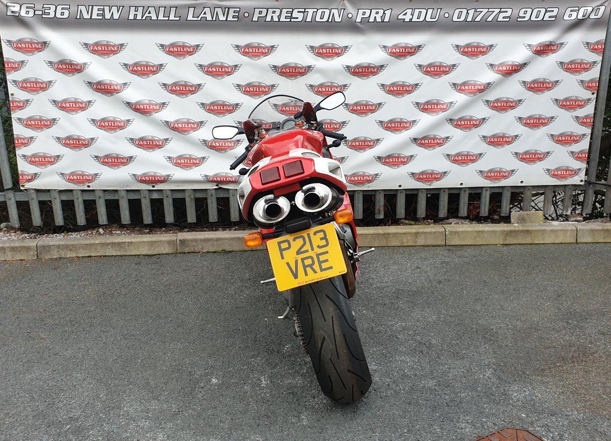 1997 Ducati 916 SP3 Super Sports For Sale (picture 4 of 6)