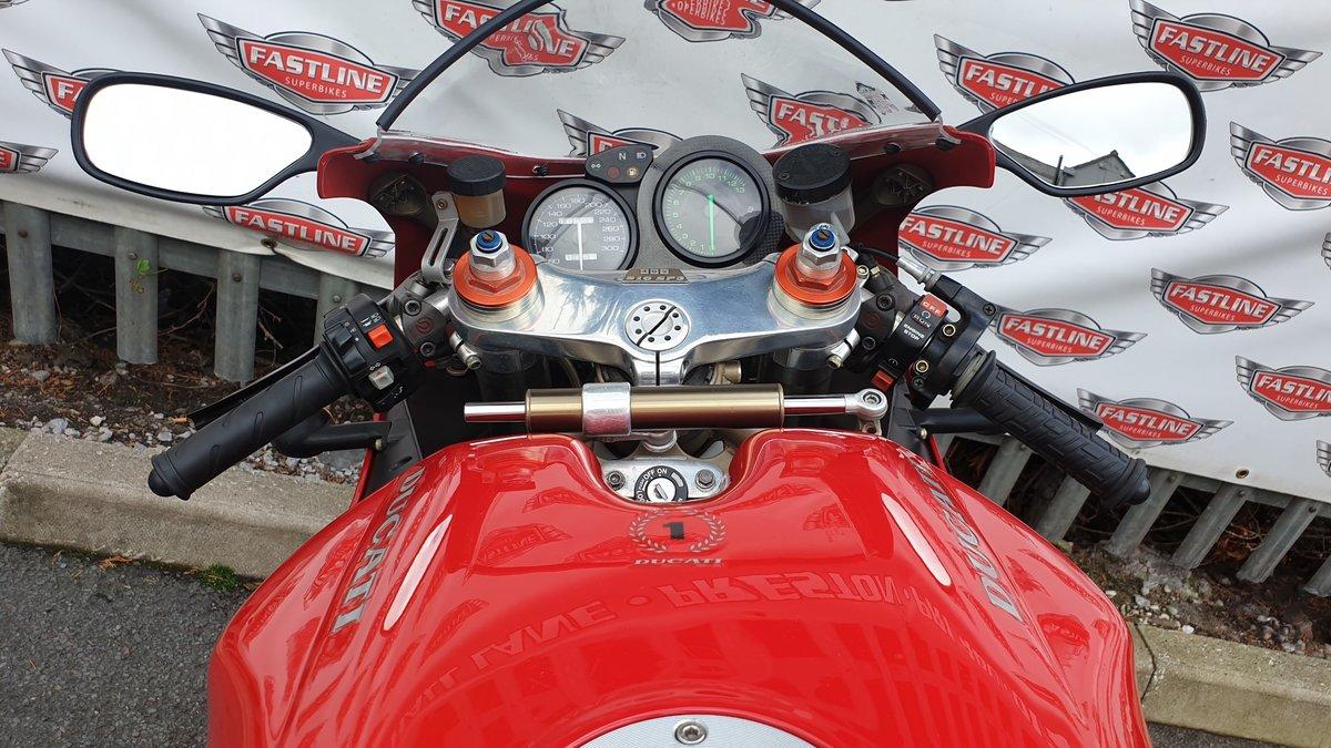 1997 Ducati 916 SP3 Super Sports For Sale (picture 6 of 6)