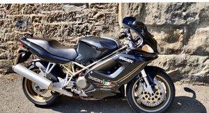 2000 Ducati ST2 944cc V-Twin