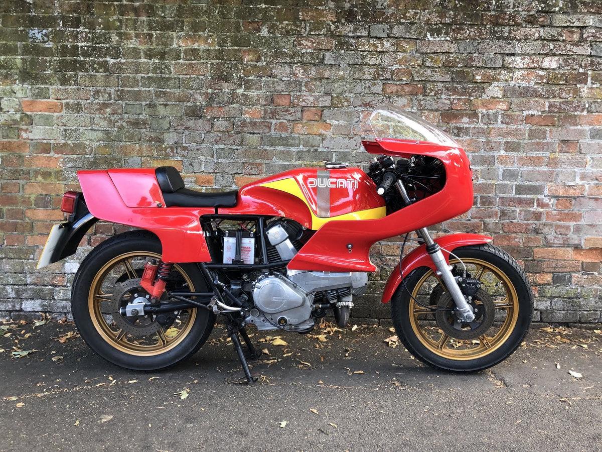 1981 Ducati Pantah 500SL  For Sale (picture 1 of 6)