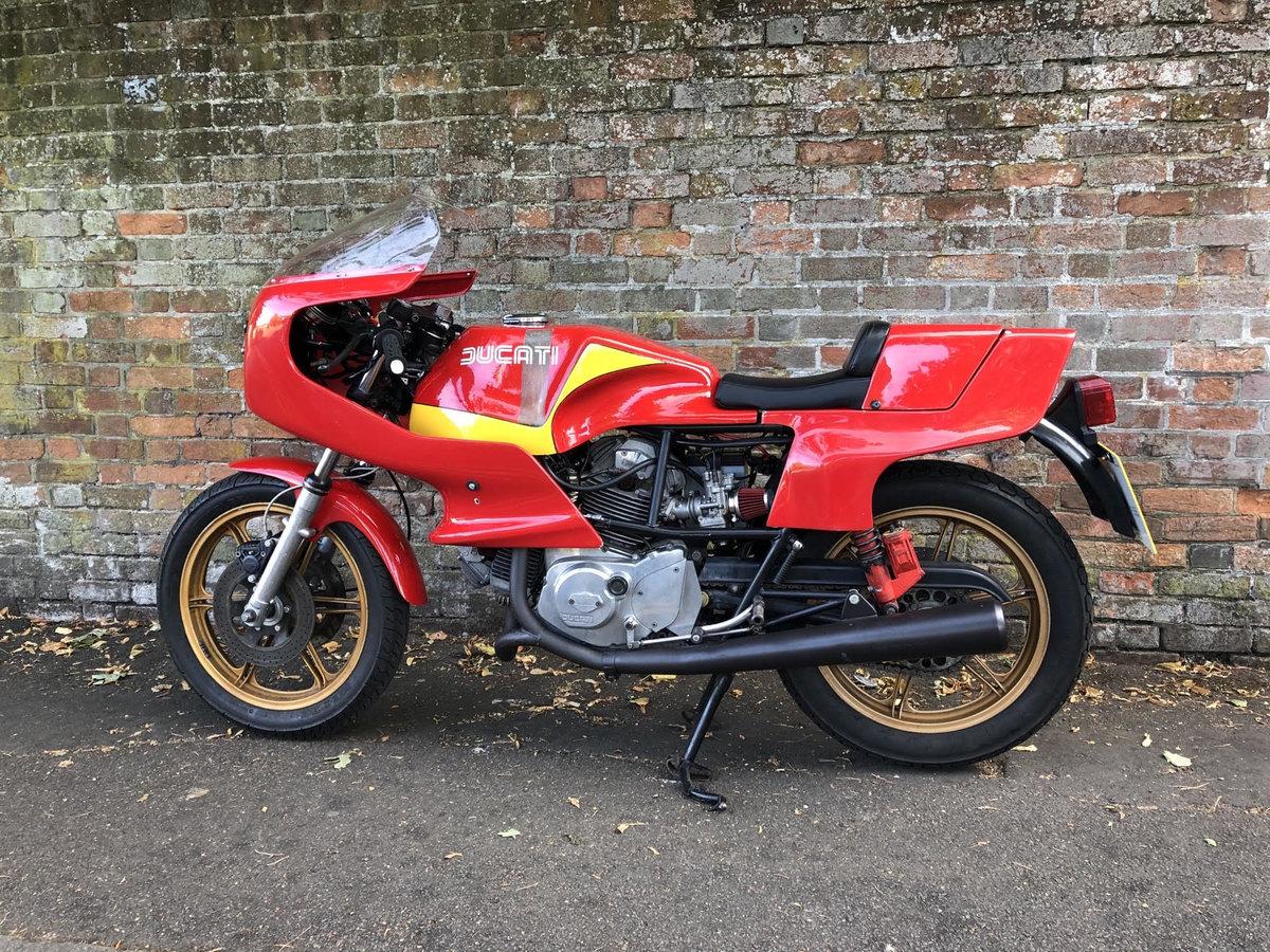 1981 Ducati Pantah 500SL  For Sale (picture 2 of 6)
