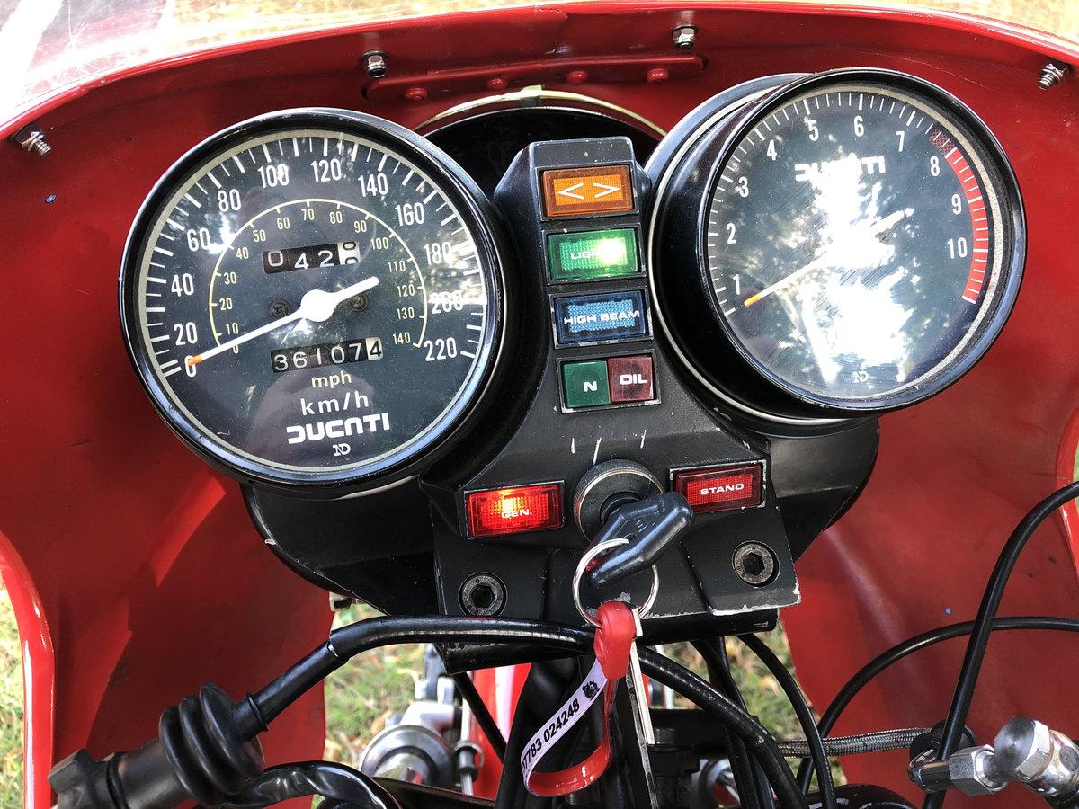 1981 Ducati Pantah 500SL  For Sale (picture 4 of 6)