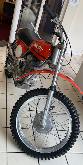 1971 Ducati 450 For Sale (picture 1 of 5)