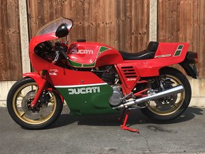 Ducati Mike Hailwood Replica Mille MHR1000