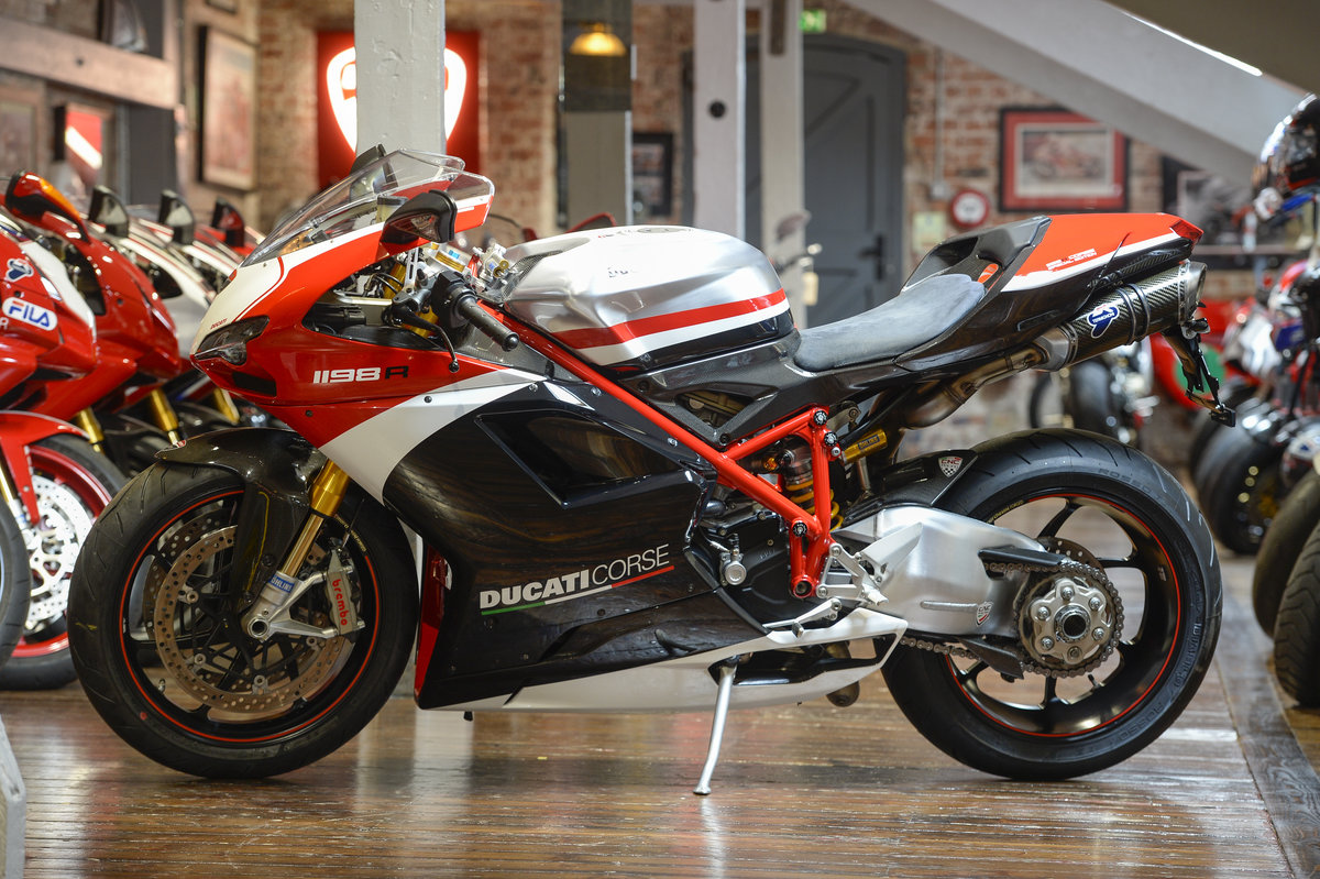 2010 Ducati 1198R Corse Extremely rare Example For Sale (picture 3 of 6)