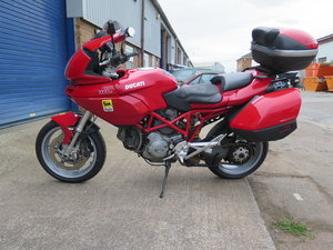 Picture of Lot 245 - 2003 Ducati Multistrada D1000ds - 27/08/2020 SOLD by Auction