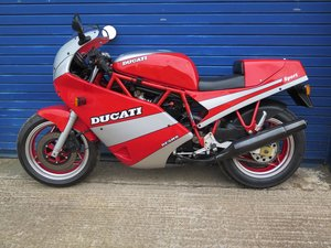 Picture of Lot 263 - 1991 Ducati 750ss - 27/08/2020 SOLD by Auction