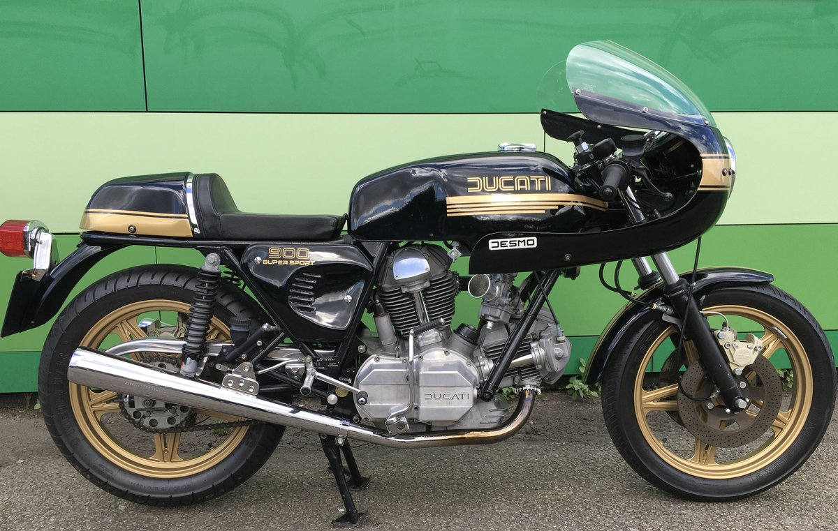 1980 Ducati 900SS SOLD (picture 2 of 6)