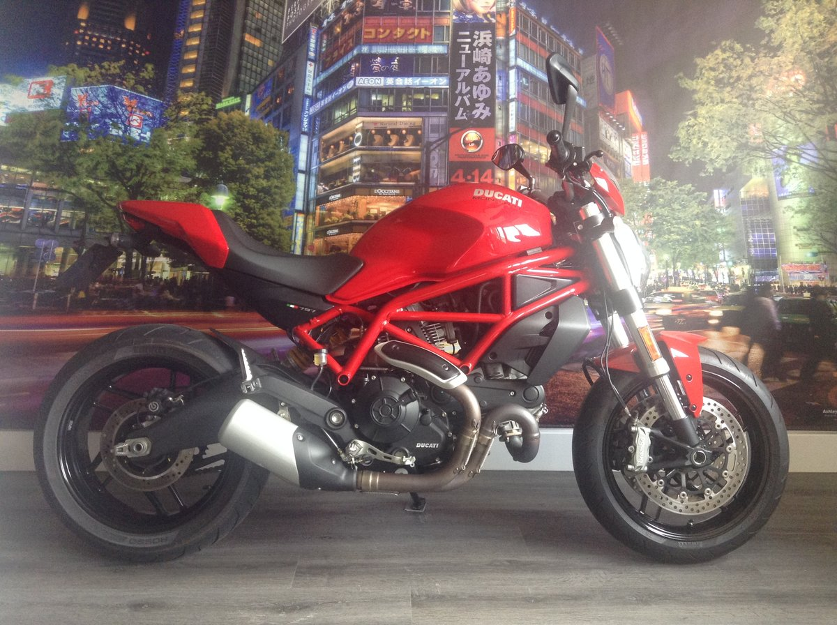 2018 Ducati Monster 797+ For Sale (picture 1 of 6)