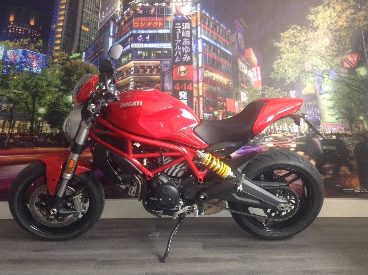 2018 Ducati Monster 797+ For Sale (picture 2 of 6)