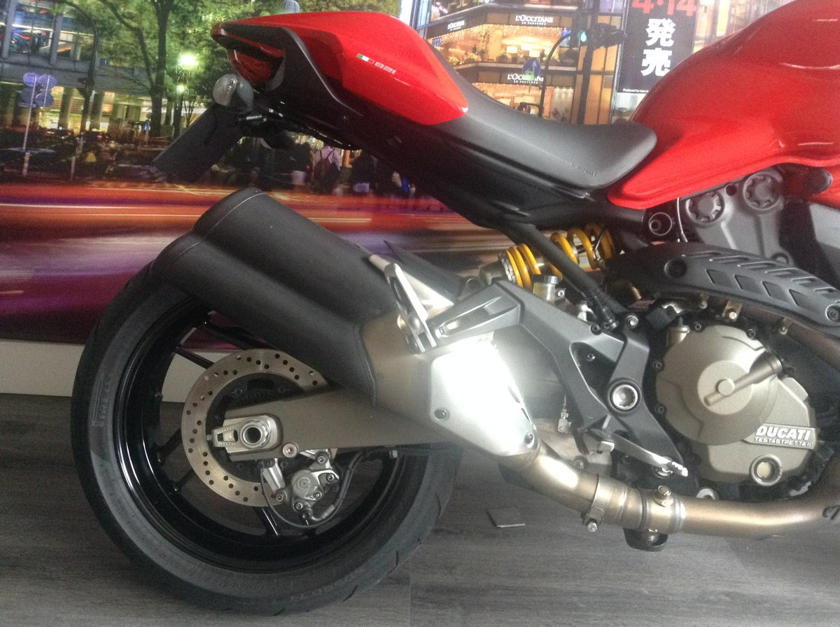 2017 Ducati Monster 821 For Sale (picture 4 of 6)