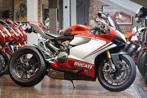 2012 Ducati 1199 Panigale TRICOLORE RARE HIGH SPEC MODEL