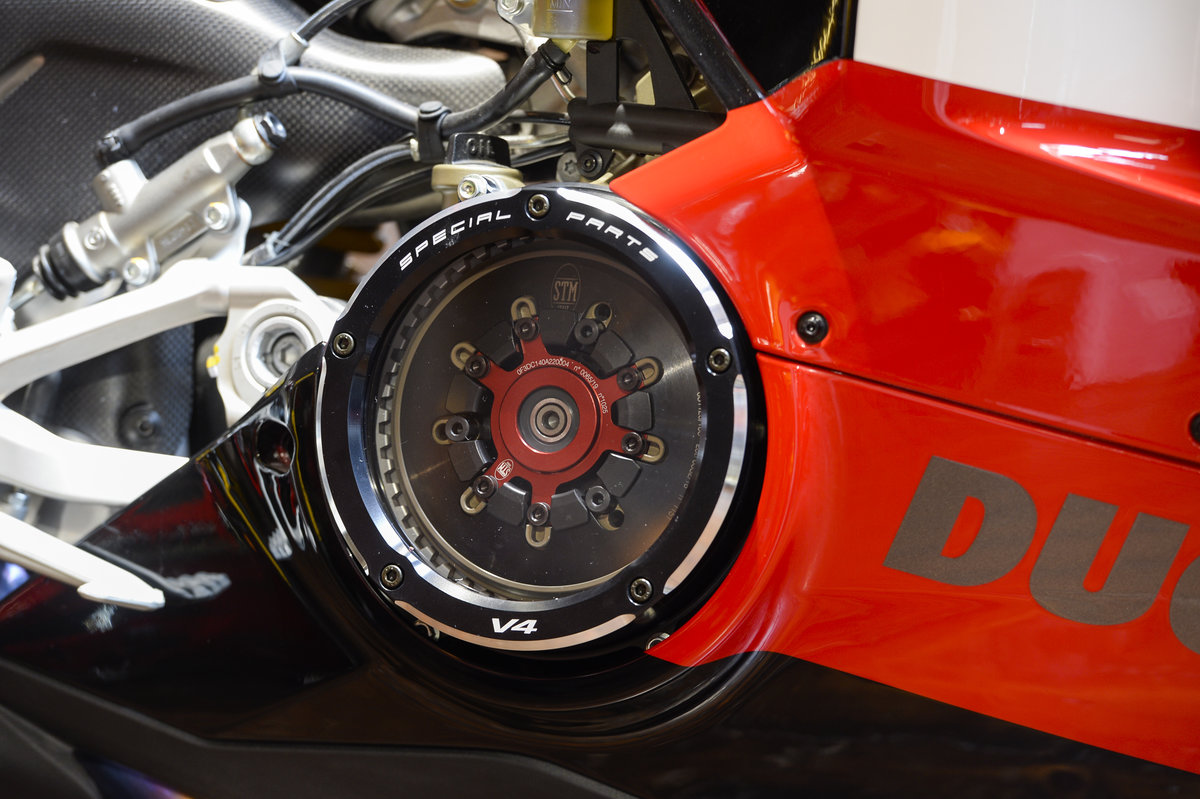 2019 Ducati V4R Foggy Special TBS 3  For Sale (picture 2 of 6)