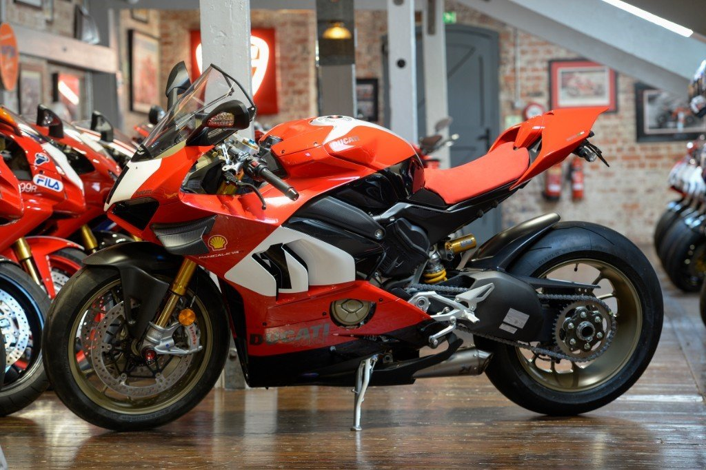 2019 Ducati V4R Foggy Special TBS 3  For Sale (picture 4 of 6)