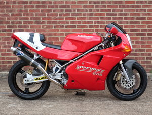 Picture of 1993 Ducati 888 SPO