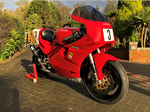 Picture of 0000 Lot 290 - Ducati 3D Cup Racing Motorcycle - 27/08/2020 SOLD by Auction