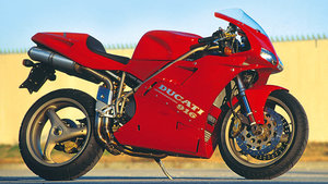 Ducati 916 Biposto - with low mileage WANTED