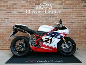 2009  Ducati 1098R Troy Bayliss Limited Edition