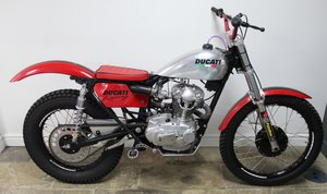 970 Ducati Monza 160 Twin Shock Trials Bike , Very special