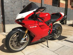 Ducati 1098R - stunning condition  2300 miles