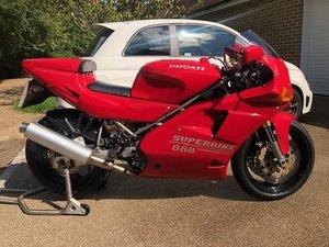 1994 Ducati 888 Strada
