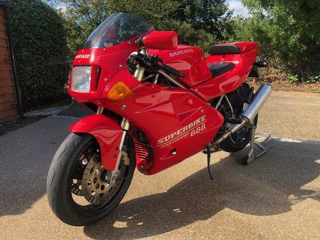 1994 Ducati 888 Strada  For Sale (picture 3 of 6)