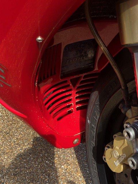 1994 Ducati 888 Strada  For Sale (picture 6 of 6)