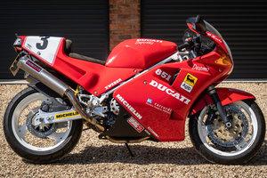 Ducati 851 Raymond Roche Replica