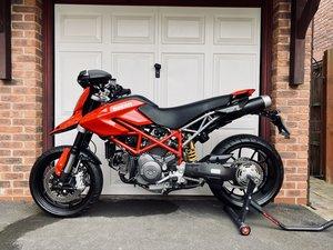 Ducati Hypermotard 1100 EVO Model Low Mileage